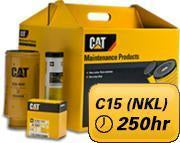 PM Kit 250 hours for Cat® C15 (PM-1-NKL-P)