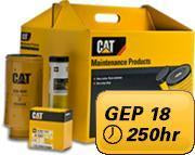 PM Kit 250 hours for Mantrac Cat® GEP 18