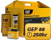 PM Kit 250 hours for Mantrac Cat® GEP 88