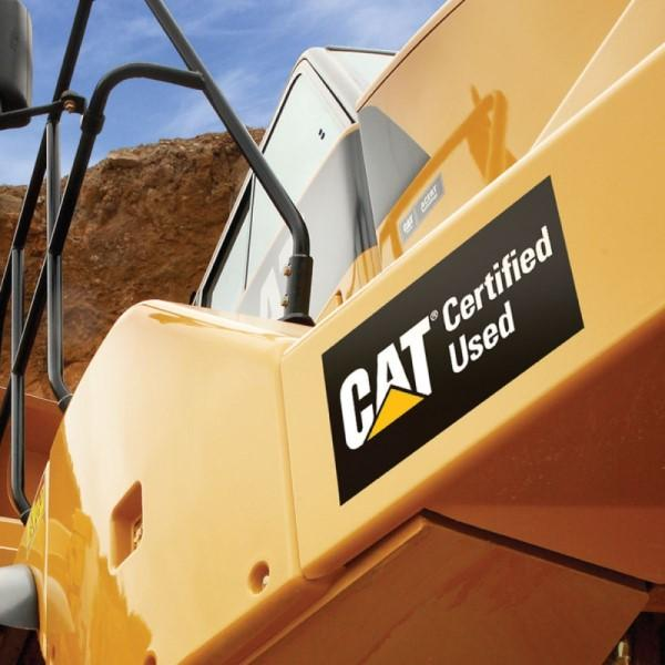 2012 | CATERPILLAR | CS74 | VIBRATORY SINGLE DRUM SMOOTH