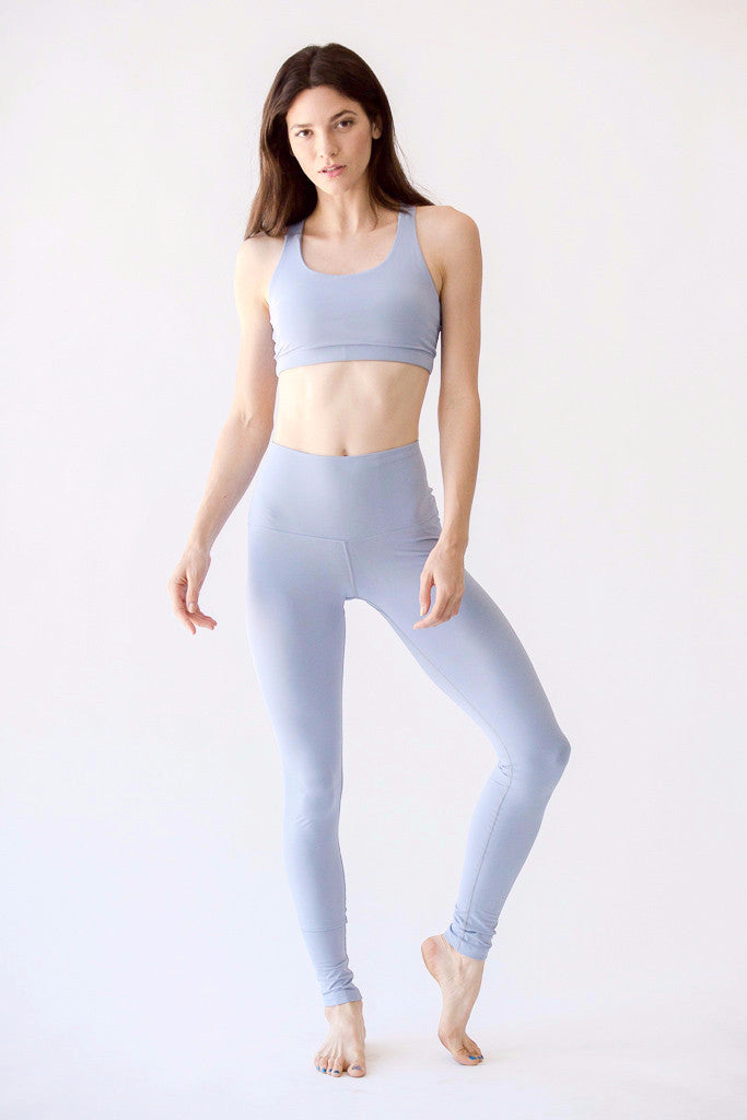 d4626d1138 High Waisted Legging in Lilac Grey —  78