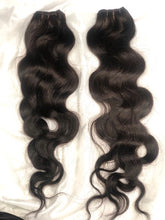Load image into Gallery viewer, B.O.S.S Dynasty Natural Wavy Bundle 1B/2R