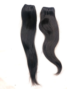 Raw Indian Silky Straight Bundle