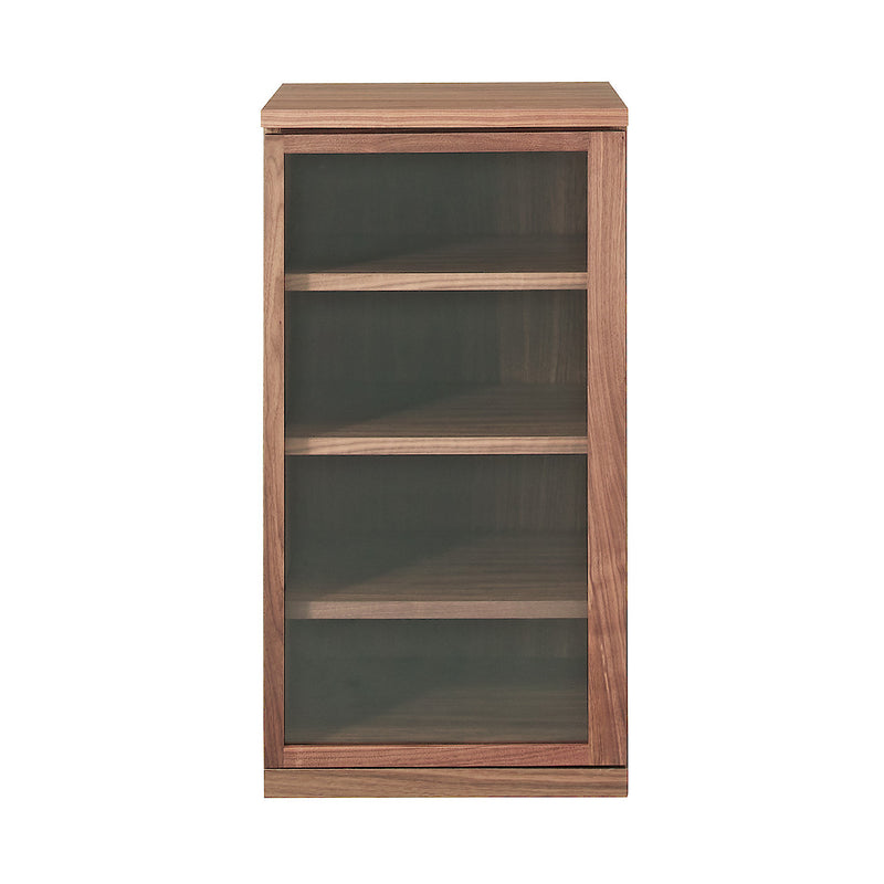Wooden Cabinet-Glass Door Slim