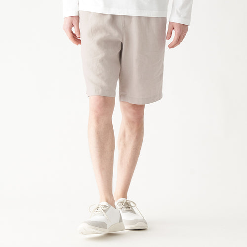 French Linen Shorts