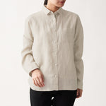 Organic Linen Washed Shirt