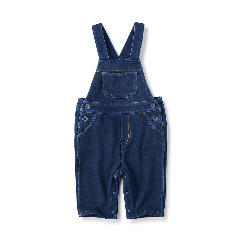 Design For Comfort Denim Overall Pants (Baby)