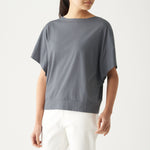 Cotton Rayon Dolman T-Shirt
