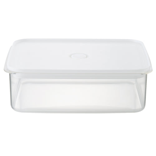 Sealing Up Preservation Container / Deep / Clear / L