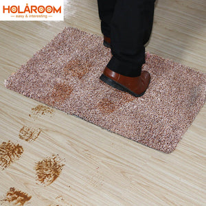 Indoor Super Absorbs Dirt Trapper Doormat