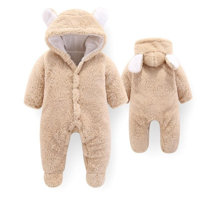 Baby Winter Clothes Infant Costumes - MeWantZ