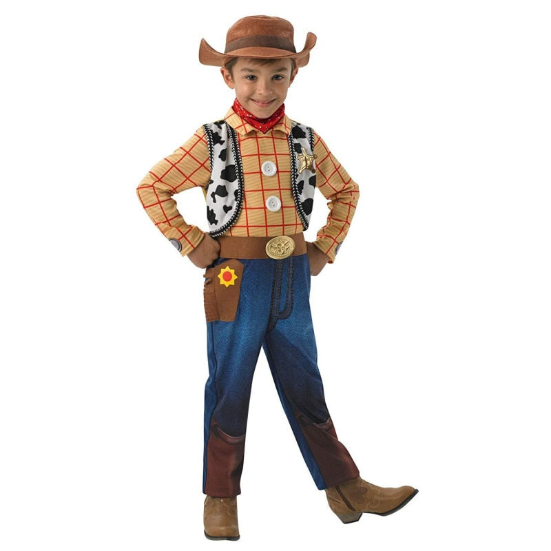 Woody Deluxe Children Costume - MeWantZ