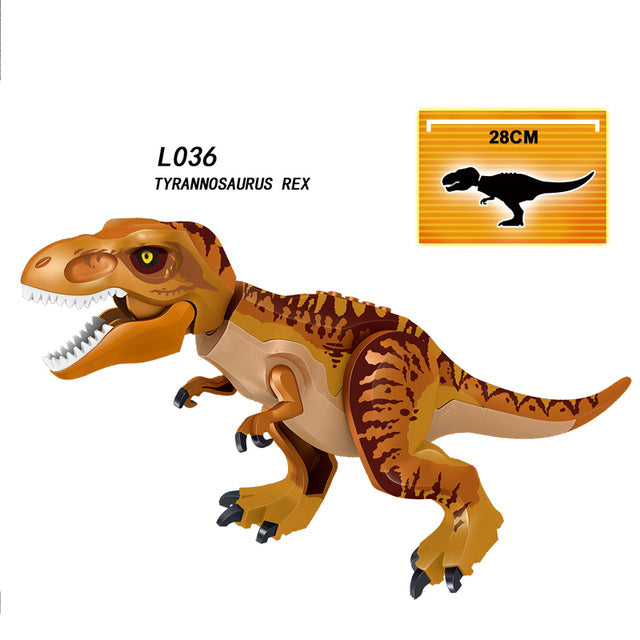 Jurassic Blocks World legoing Toys - MeWantZ