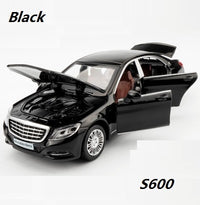 Maybach Diecast Metal Car Toy - MeWantZ