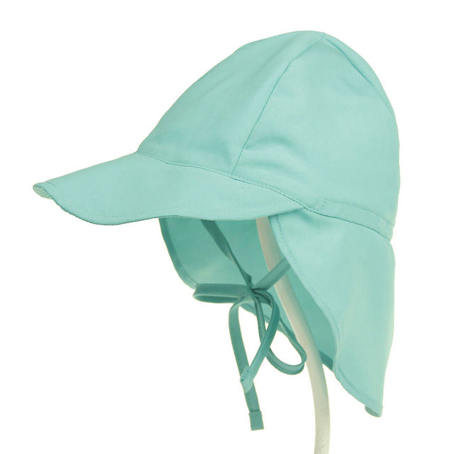 Adjustable Summer Baby Sun Hat - MeWantZ