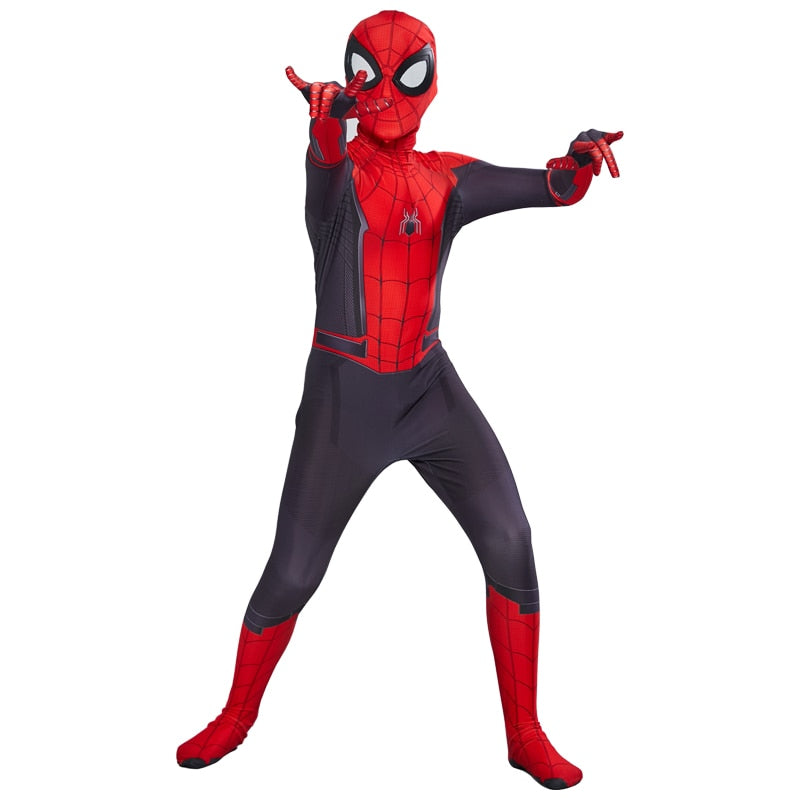 Superhero Spider Man Costume - MeWantZ