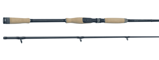 Bonehead Black 2pc Spinning Rod