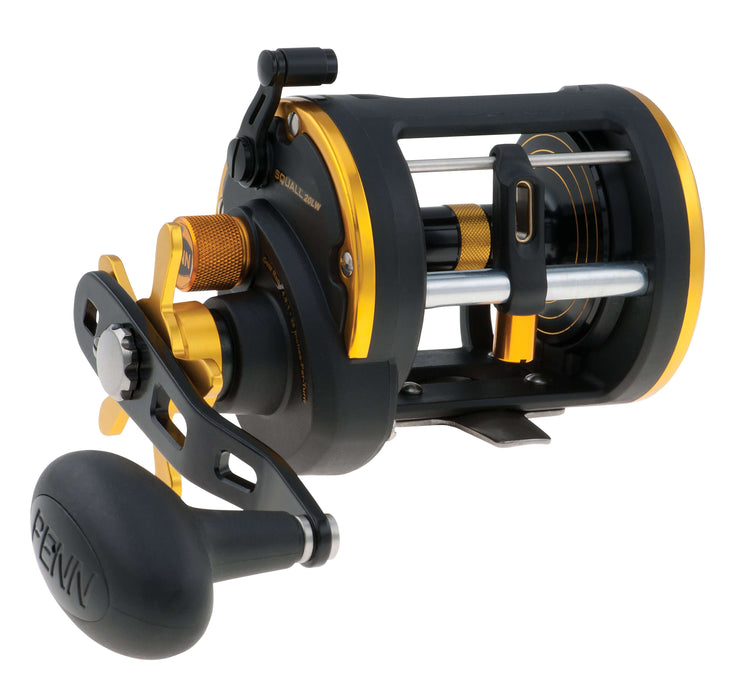 Penn Squall Level Wind Casting Reels