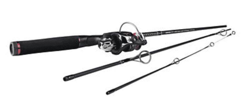 Shakespeare Ugly Stik Travel Spinning Combo