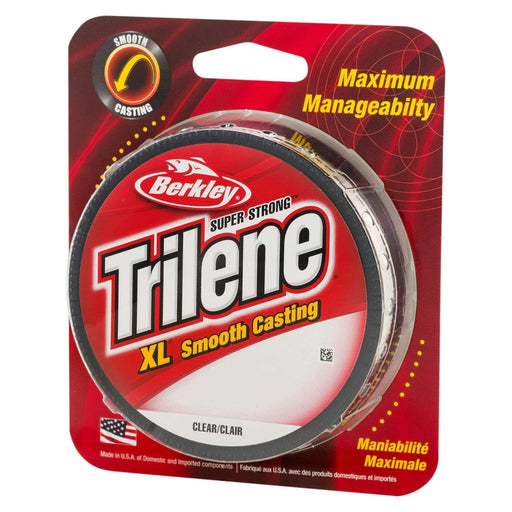 Berkley Trilene XL Smooth Casting Monofilament Box