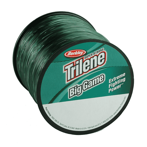Berkley Trilene Big Game Monofilament Green