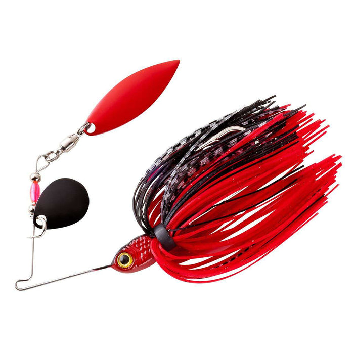 Booyah Pond Magic Spinnerbait Red Ant
