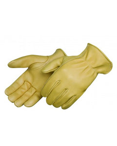 Golden Deerskin Leather Driver Glove (Product # 6918)