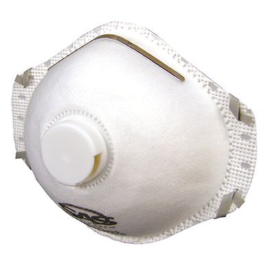 SAS - N95 Valved Particulate Respirator (Product # 8611)