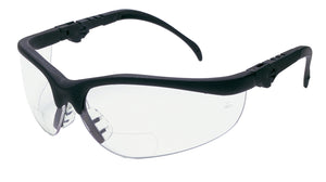 Klondike® KD3 Magnifier, 2.5 Strength, Clear Lens - Gel Nose Pad (Product # K3H25)