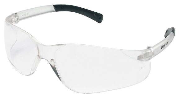 BearKat® BK110  Clear Lens With Non-Slip Temple (Product # BK110)