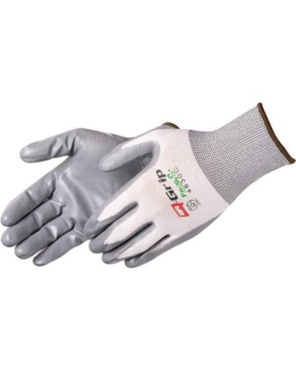 Q-Grip Nitrile Coated 13-Gauge Nylon Shell Glove - Sold per Dozen - (Product # 4630C)