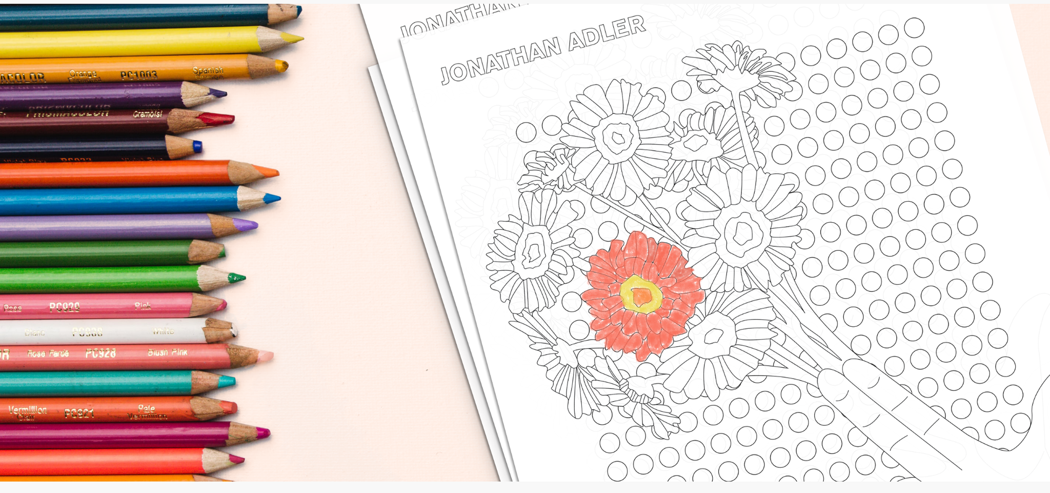 First Look: J'Adult Coloring Pages