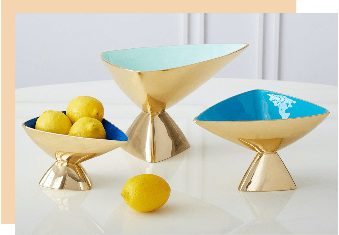 Jonathan Adler's Anvil Bowl