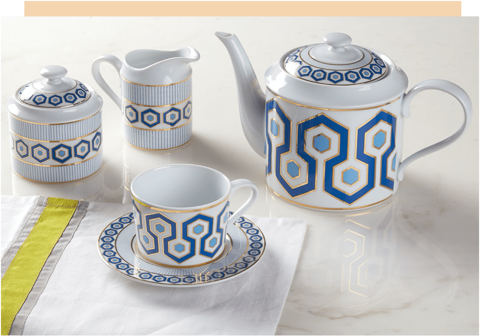 Jonathan Adler's Newport Tea Bundle