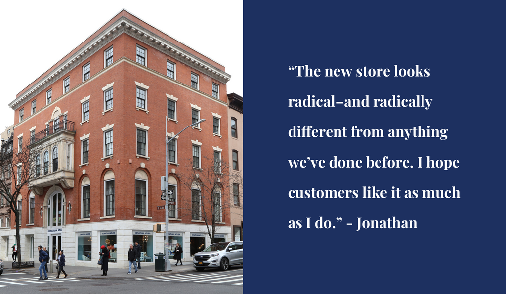 New Jonathan Adler Flagship Store on Lexington Avenue