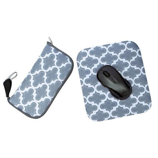 Buti Travel Mouse Pouch & Pad
