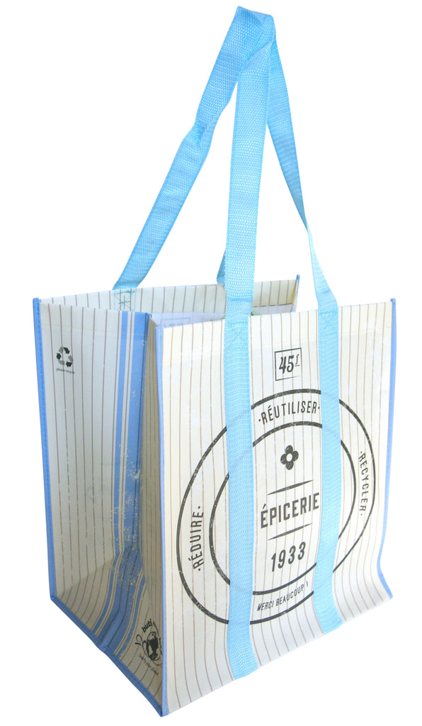 Buti Earth Shopping Bags | Frenchie