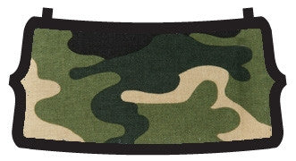 Camouflage Flat Beau Bottom