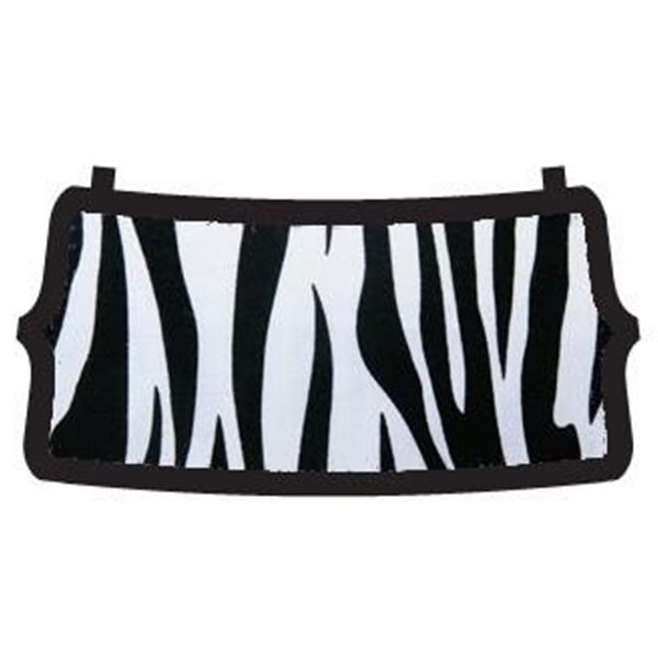 Buti Bag - Zebra Flat - Home of the original wax wipe case