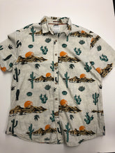 Load image into Gallery viewer, Denim & Flower Mens Short Sleeve Top Size Large