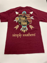 Load image into Gallery viewer, Simply Southern Womens T-Shirt Size Small