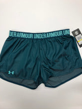 Load image into Gallery viewer, Under Armour Womens Athletic Shorts Size Medium