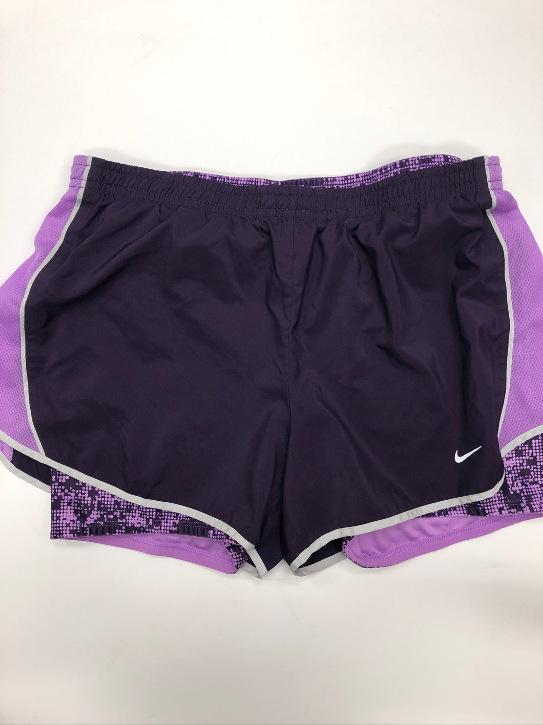 Nike Dri Fit Womens Athletic Shorts Size Large