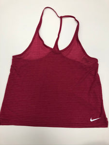 Nike Dri Fit Womens Athletic Top Size Medium