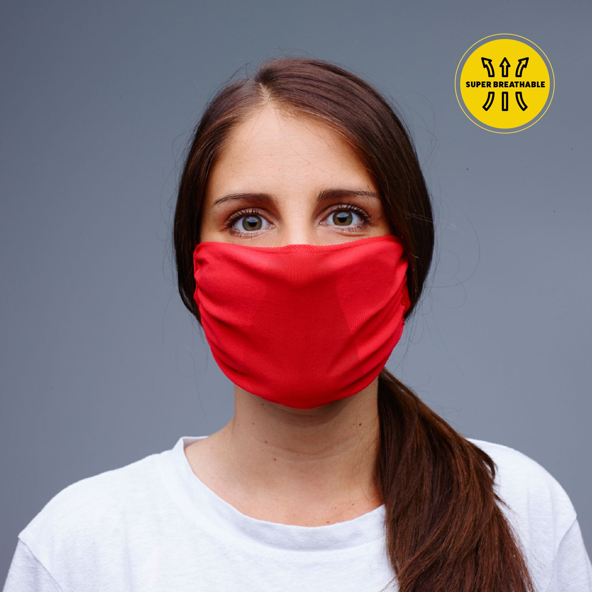 Original Red - Super Breathable