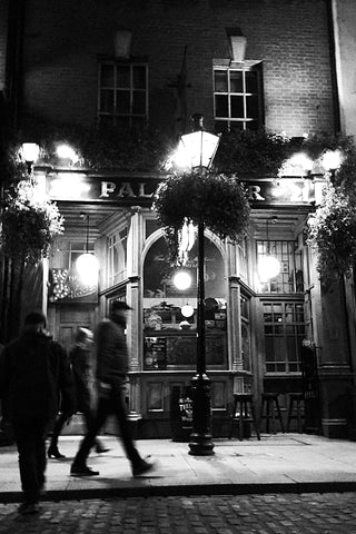 Palace Bar, Dublin.