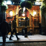 The Palace Bar, Dublin.
