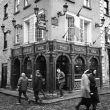 The Quays Pub, Dublin.