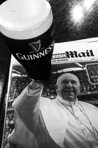 Pope's Visit to Ireland.
