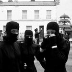 Ninjas on Mountjoy St.